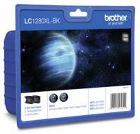 Brother+LC-1280XL+TWIN+PACK+BLISTER+BL