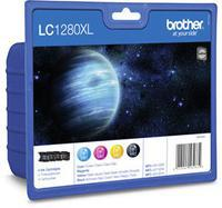 Brother+LC-1280XL+BLISTER+PACK+SECURIT