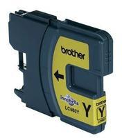 Brother+LC-980Y+INK+CARTRIDGE+YELLOW