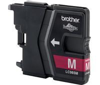 Brother+LC-985BK+INK+CARTRIDGE+MAGENTA