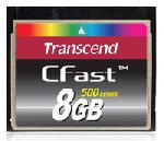 Transcend+COMPACT+FLASH+CARD+8GB+CFAST
